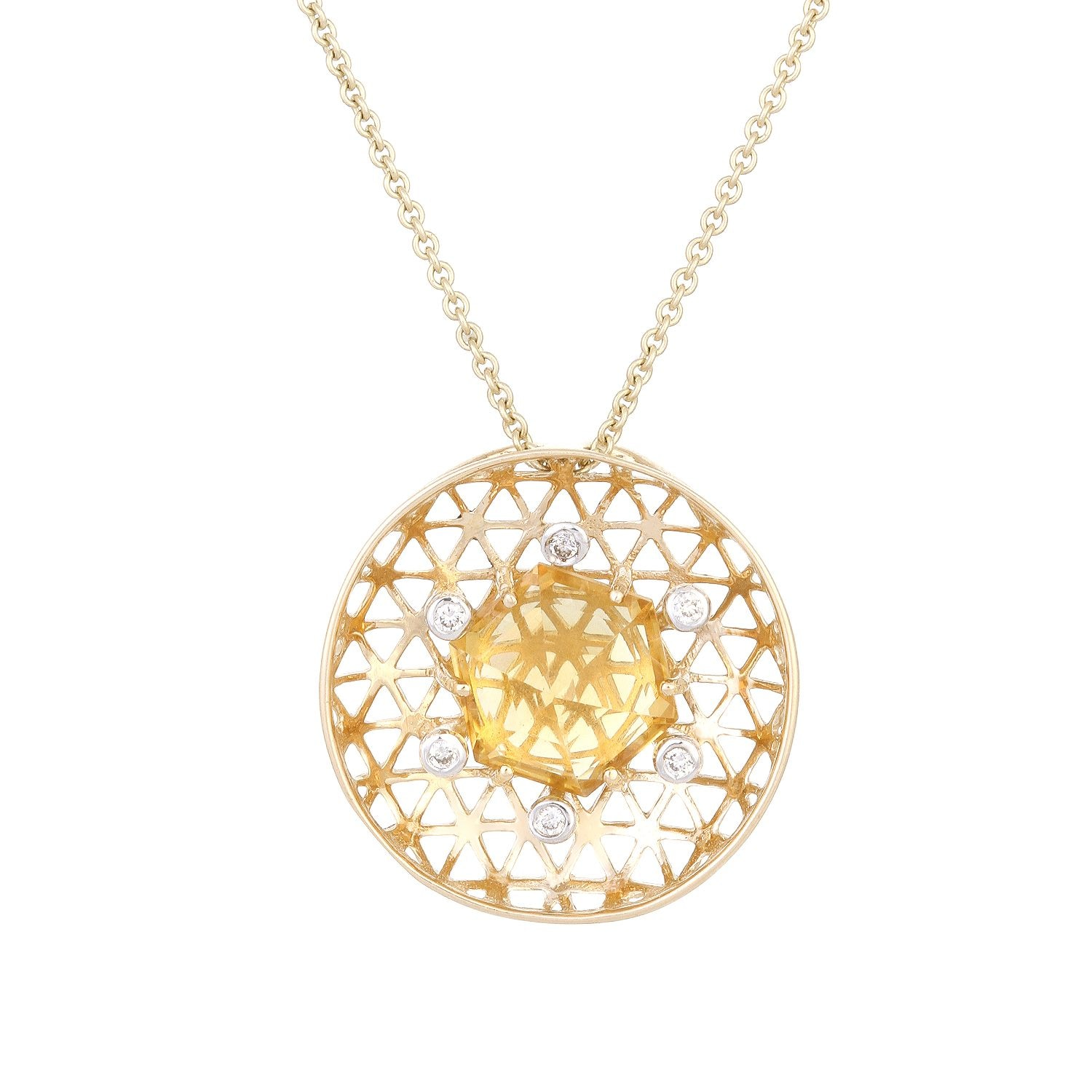 Buy circular gold and diamond tanishq pendant 552811pncaaa52 for buy circular gold and diamond tanishq pendant 552811pncaaa52 for women at best price online india titan aloadofball Choice Image