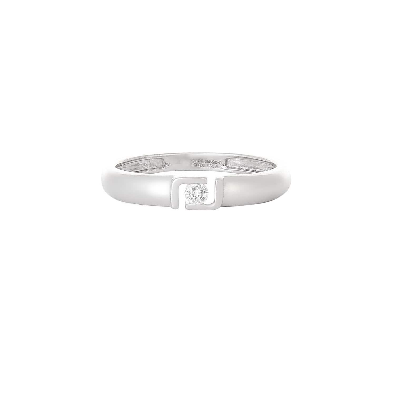 buy tanishq platinum finger ring for at best price