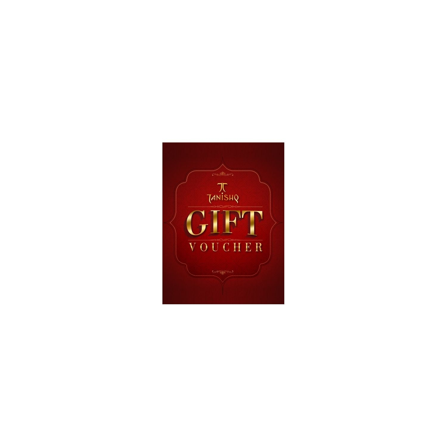 Buy tanishq gift voucher at best price online india titan negle Gallery