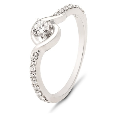 tanishq 18kt silver finger ring id 505001fcolaa02 buy