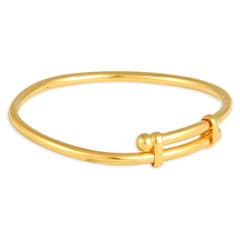 Tanishq 22 KT Yellow Gold Bangle For Women-510561VTAK1A00