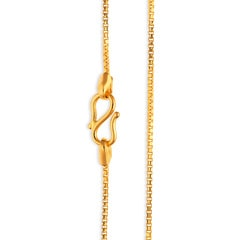 Tanishq 22 KT Yellow Gold Chain For Women-510975CAFGCA00