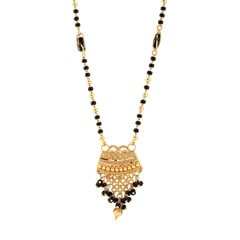Tanishq Yellow Gold Mangalsutra