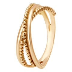 Mia 14KT Yellow Gold Finger Ring for Women