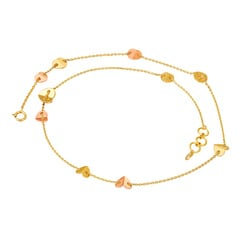 V-Day Collection from Mia by Tanishq 14KT Yellow Gold Bracelet