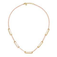 Mia by Tanishq 14KT Yellow Gold Necklace