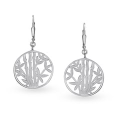 Mia by Tanishq Silver Earrings