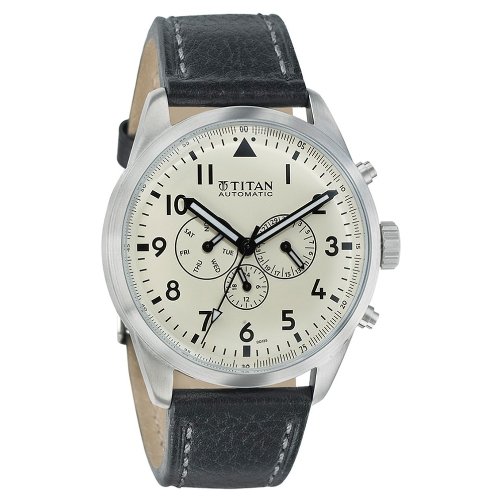 Watches Titan automatic collection