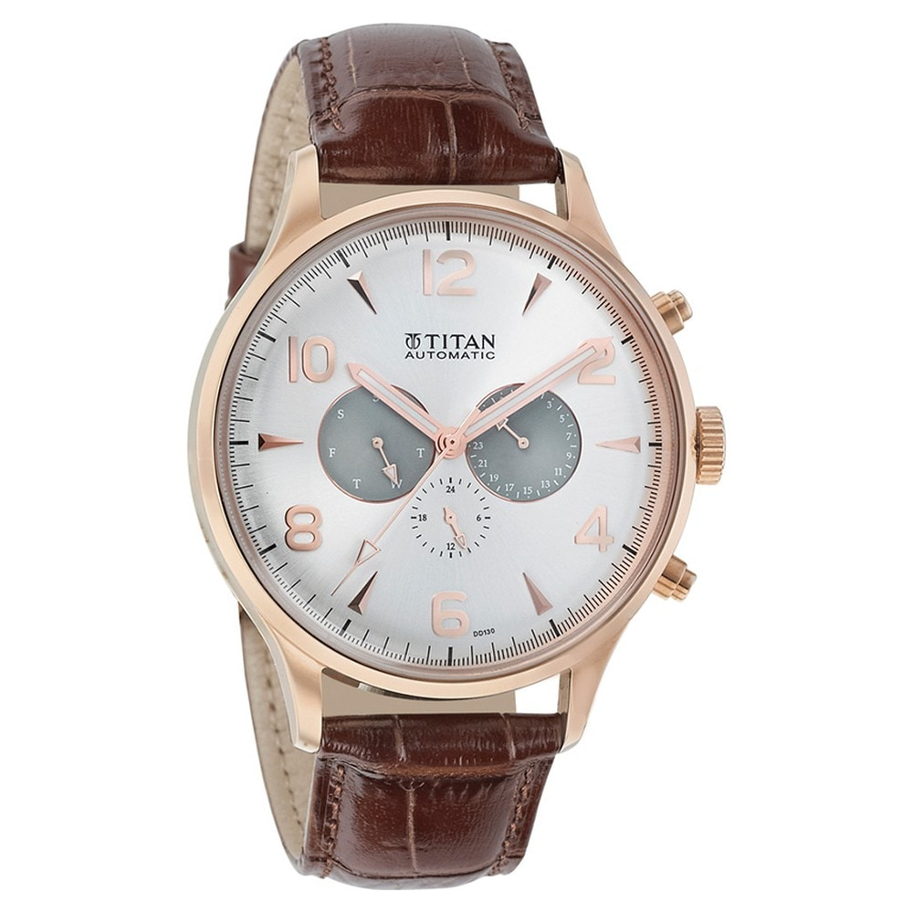 buy titan automatic chronograph watch for men9499wl01j at