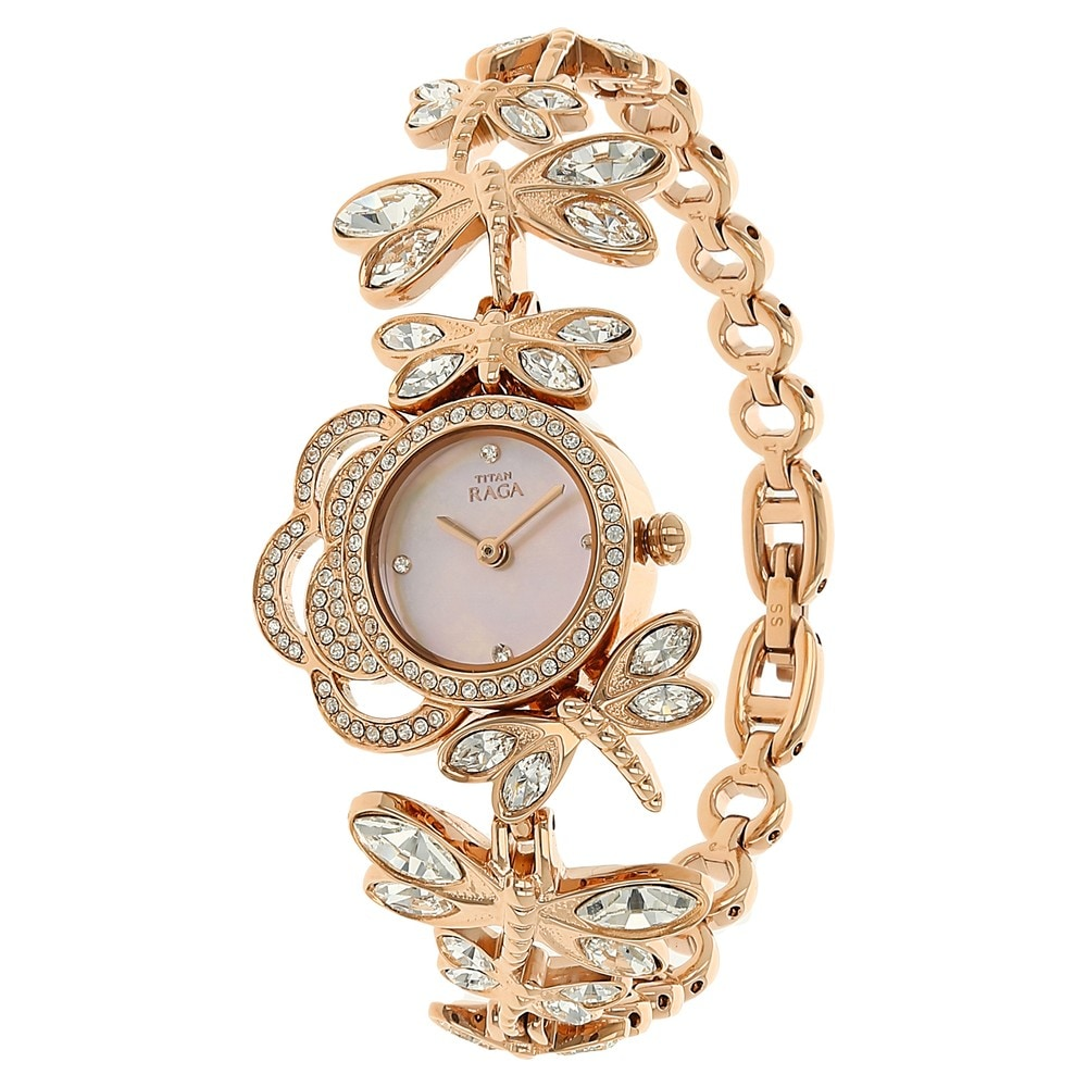 Buy Titan Raga Analog Watch For Women95011wm02j At Best. Tennis Necklace. Small Diamond Rings. Golden Anchor Bracelet. Jewelry Rings. Top Necklace. Claddagh Wedding Rings. Celebrity Watches. Magical Engagement Rings