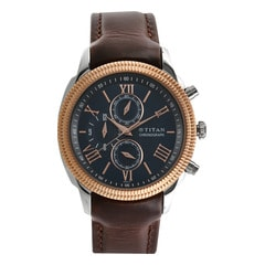 Titan Chrono Classique Chronograph Watch for Men
