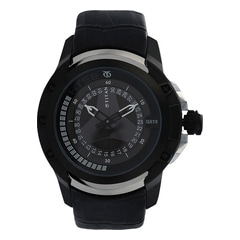 Titan HTSE Black Dial Analog Watch for Men-1540KL03