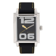 Titan Analog Male Casual Tagged watch 1593SL01