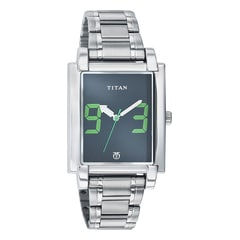 Titan Analog Male Tagged watch 1593SM02