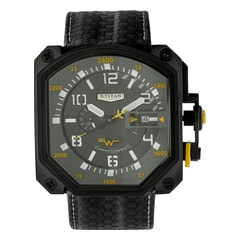 Titan Black Dial Automatics Watches for Men
