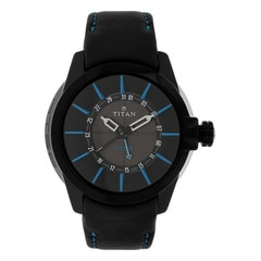 Titan HTSE Analog with Date Watch For Men-1629NL02