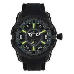 Titan HTSE Analog Watch For Men-1630NP02