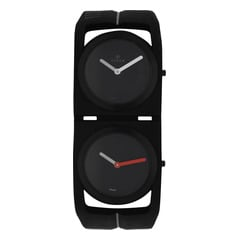 Titan Edge Black Dial Analog Watch for Men-1653NP01