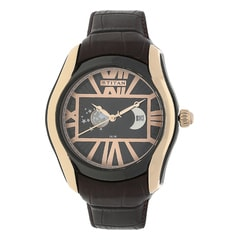 Titan Celestial Moon Phase Black Dial Watch For Men-1665KL02