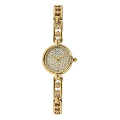 Titan Champagne Dial Analog Watch For Women-2444YM09
