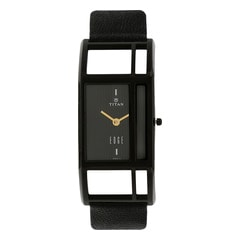Titan Black Dial Analog Watch for Women-2549NL01