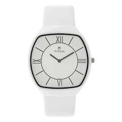 Titan Ceramic Analog Watch For Men-90015KL02J