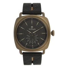 Titan Road Trip Analog Watch For Men-90027QL02J