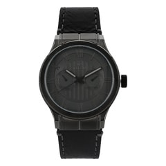 Titan Grey Dial Analog Watch For Men-90051QL01J