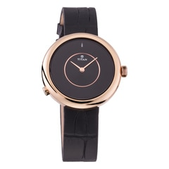 Titan WE Black Dial Smartwatch for Women