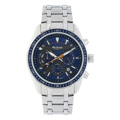 Titan Octane Blue Dial Chronograph Watch for Men