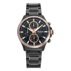 Titan Octane Active Black Dial Multifunction Watch for Men