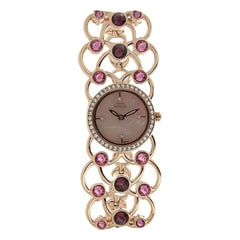 Titan Mother Of Pearl Dial Analog Watch For Women-95006WM01J