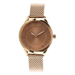 Titan Rose Gold Dial Analog Watch for Women