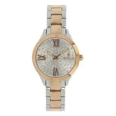 Titan Silver Dial Analog Watch for Women-95027KM01J