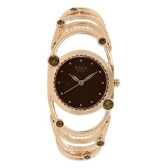 Titan Raga Aurora Brown Dial Analog Watch for Women