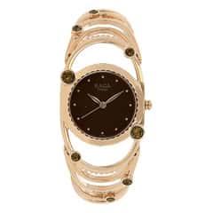 Titan Raga Aurora Brown Dial Analog Watch for Women