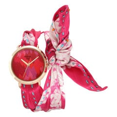 Raga Twirl by Titan - Pink Dial Analog Watch for Women