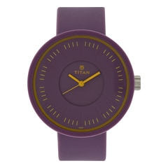 Titan Analog Female Tagged watch 9953PP03J
