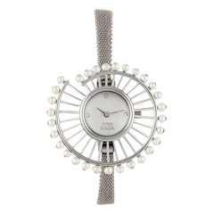Titan Mother Of Pearl Dial Analog Watch For Women-9970SM01J