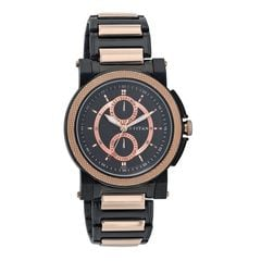 Titan Regalia Black Dial Multifunction Watch for Men