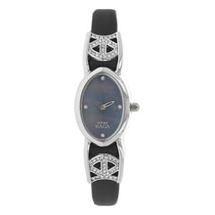 Titan Black Dial Analog Watch For Women-ND9933SL01J