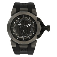 Titan Black Dial Analog Watch for Men-NE1539TP01