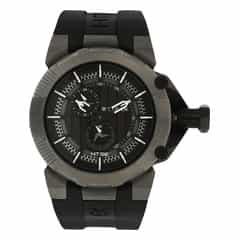 Titan Black Dial Analog Watch for Men-NE1539TP01