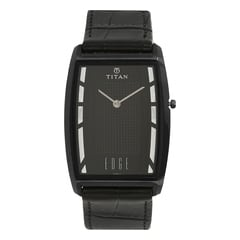 Titan Silver Men Watch NE1575QL01
