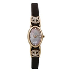 Titan Leather Strap Watch For Women-NE9933WL01J