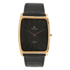 Titan Edge Analog Watch For Men-NF1596WL01