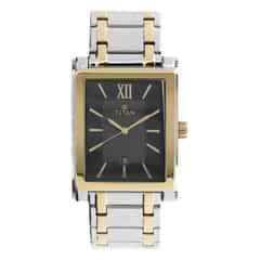 Titan Black Dial Watches for Men