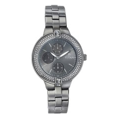 Titan Silver Women Watch NF9967QM01J