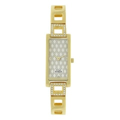 Titan Silver Dial Analog Watch for Women