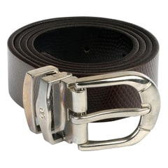 Titan Black And Brown Leather Belt For Women-TB101LW1R2S